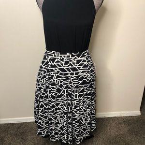LulaRoe Madison Skirt with pockets